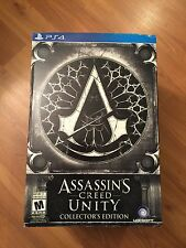 Assassin's Creed Unity *Collector's Edition* (PS4) NEW
