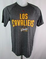 Cleveland Cavaliers NBA adidas Men's Latin Night On Court Shooting Shirt