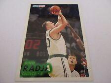 Carte NBA FLEER 1993-94 #249 Dino Radja Boston Celtics
