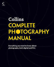Collins Complete Photography Manual, VARIOUS, Very Good Book