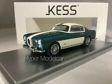 KESS MODEL 1/43 ALFA ROMEO 2000 ABARTH 1954 Green Met. White ART. KE43000260