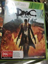 Dmc devil may cry xbox 360