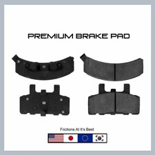 D368 Front Brake Pad Premium Pads For 1988-199 Chevrolet GMC K1500  C1500 Truck