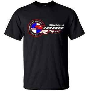 BMW S1000 RR R sport STYLE INSPIRED MOTORCYCLE BIKE Tee T Shirt Hoodie Hoody