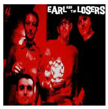 Earl And The Losers – Earl And The Losers CD, NEW,SURF/GARAGE PUNK FREE UK POST