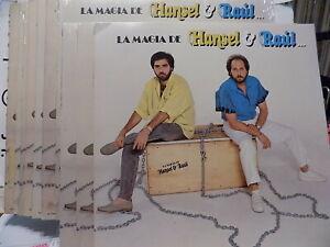 HANSEL Y RAUL La Magia de Hansel y Raul RCA INTER1985