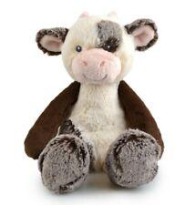 FRANKIE & FRIENDS COW PLUSH SOFT TOY 28CM STUFFED ANIMAL BY KORIMCO - BNWT