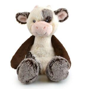FRANKIE & FRIENDS COW PLUSH SOFT TOY 25CM STUFFED ANIMAL BY KORIMCO - BNWT