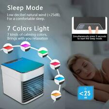 2020 Mini Air Conditioner Cool Cooling Fan Bedroom Home Artic Cooler Portable