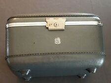 VINTAGE US TRUNK CO. COSMETIC TRAVEL TRAIN CASE SUITCASE