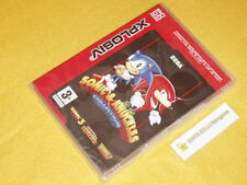SONIC & KNUCKLES COLLECTION x PC NUOVO e SIGILLATO  NEW SEALED Very RARE 3 GAMES