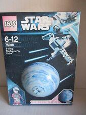 Lego 75010 Star Wars B-Wing Starfighter & Endor OVP B.