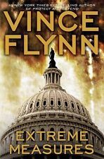 Extreme Measures by Vince Flynn (2008, Hardcover)
