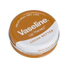 Vaseline Lip Therapy Balm Petroleum Jelly cocoa butter 20g LIP BALM