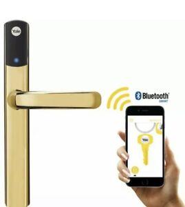 Yale Conexis L1- Gold Keyless Smart Lock