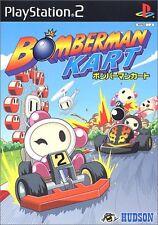 Used PS2 Bomberman Kart Japan Import (Free Shipping)