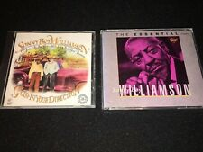 SONNY BOY WILLIAMSON • Goin' Your Direction   The Essential 2CD Set Fatbox