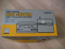 Nintendo Famicom Disk System - FD7201 - write mod - courroie neuve