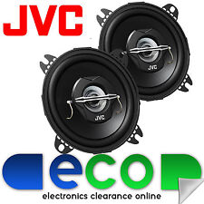 VW Polo 1990-1994 MK2 Facelift JVC 10cm 420 Watts 2 Way Front Dash Car Speakers