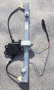 CITROEN XANTIA 5P'95 ELEC WINDOW REGULATOR FRONT RIGHT W MOTOR LSA4118 NOS