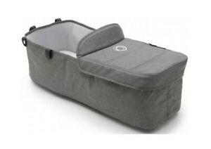 Bugaboo Donkey2 Base Bassinet Fabric Grey Melange