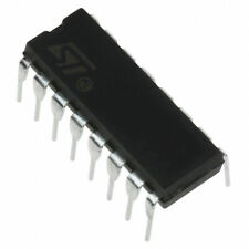 HCF4094BE IC 8 STAGE SHIFT AND STORE BUS REGISTER PDIP-16 (QTY:10 PEZZI)