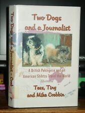 Two Dogs and a Journalist: A British Pekingese and American Shihtzu Travel World