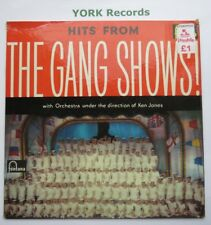 HITS FROM THE GANG SHOW - Excellent Condition LP Record Fontana TFL 5104