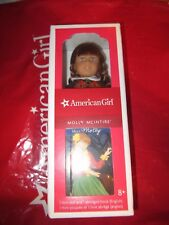 American Girl Molly Mini Doll 2015 LIMITED EDITION Retired Glasses NEW