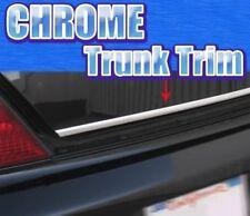 VW VOLKSWAGEN Rear Chrome Trunk Molding Trim All Models