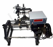 Semi-Automatic Coil Winding Machine Hand Coil Winder Electronic Counting go