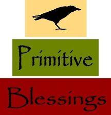 * Primitive Stencil Item #1700 ~ 3Pc Block Set~ Primitive Blessings~