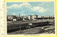 cartolina Emilia Romagna Faenza ferrovia-  Ravenna 6833