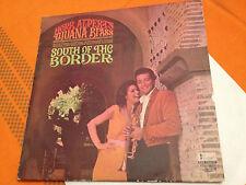 HERB ALPERT'S Tijuana Brass - SOUTH OF THE BORDER - Orig.1964 Aus Lp A&M - VG