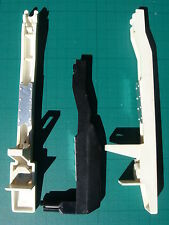 lot of 5 Black  Keys Parts for ENSONIQ 90' synth EPS 16+ VFX MIRAGE compatible