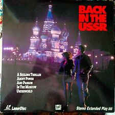 Back In The USSR -  Laserdisc Buy 6 for free shipping