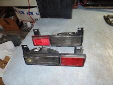 1988-1996 Corvette Rear Cornering Marker Lights, L&R GM 16508519 16508520