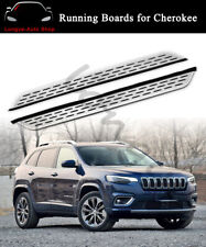 Running Board fits for Jeep Cherokee 2014-2020 Side Step Nerf Bar Protector