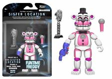 "New 2017 Five Nights At Freddy's SISTER LOCATION Funtime Freddy 5"" Figure ENNARD"