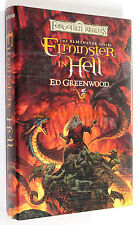 Ed Greenwood FORGOTTEN REALMS ELMINSTER IN HELL 2001 Wizards FANTASY