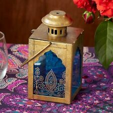 10 Gold Antique Indian Candle lantern Wedding Bridal Shower Party Gift Favors