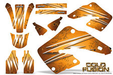 HONDA CR 125 250 00-01 GRAPHICS KIT CREATORX DECALS STICKERS COLD FUSION O