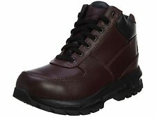 NIKE AIR MAX GOADOME WP BOOTS ACG BURGUNDY MEN SIZE 10 NEW 865031-601