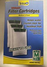 Tetra 26218 Medium Carbon Whisper Filter Cartridges 3 Pack