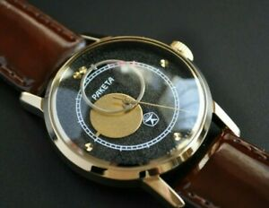 ☭ Watch Vintage Space Raketa Copernic Copernicus USSR- R Cal:2609