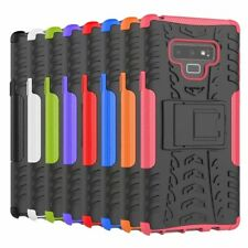 For Samsung Galaxy Note 9 Case Shockproof Armor Hybrid Rubber Hard Phone Cover