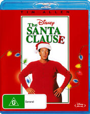 The Santa Clause  - BLU-RAY - NEW Region B