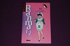 RANMA 1/2 - Rumiko Takahashi - Glenat - N° 16 : Le Combat des Gourmets
