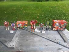 good little Collection of 1980s HASBRO G1 Transformers