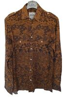 Mens MAN by VIVIENNE WESTWOOD krall long sleeve shirt size 50 medium/large